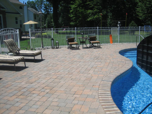 patio walkway pavers